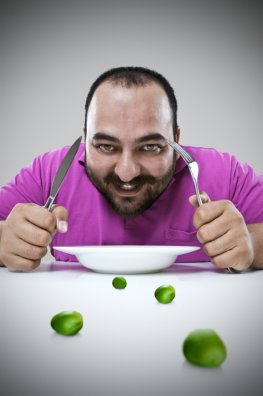 Übergewicht - Abnehmen mit einer Diät