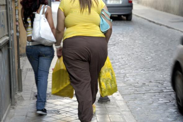 Übergewicht erhöht das Darmkrebsrisiko.
