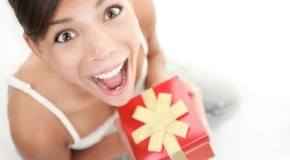 Überraschen mit dem richtigen Geschenk