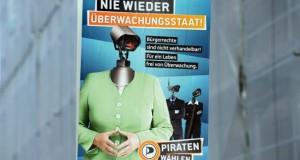 Nie wieder Überwachungsstaat!