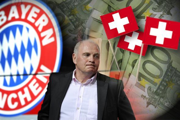 Der Präsident des FC Bayern Uli Hoeneß hat sich selber bei den Finanzbehörden angezeigt.