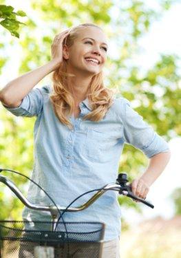 Umweltbewusst Fahrradfahren - E-Bikes und Bambusfahrräder sind umweltfreundlich