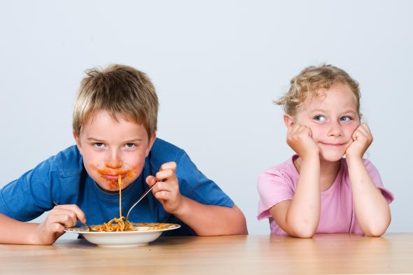 Kinder die unter Untergwicht leiden, stehen nicht so sehr im Focus der Medizin.