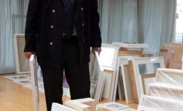Unternehmer und Maler Claus Hipp