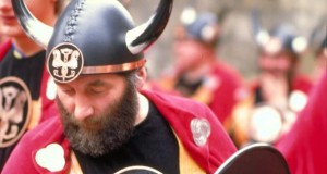 Up Helly Aa - Winkingertradition auf den Shetlands.