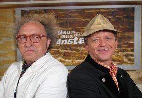 Urban Priol und Frank-Markus Barwasser: Neues aus der Anstalt