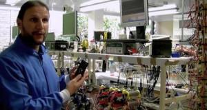 Energiegewinnung: Aus Urin wird man in Zukunft Strom zum aufladen von Handys erzeugen können.