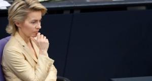 Ursula von der Leyen hat sich durchgesetzt bei der Frauenquote.