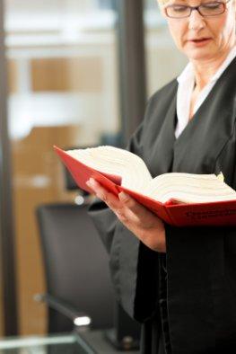 Urteilsverkündung in Sachen Namensrecht