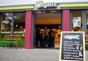 Veganz - der erste Veganer-Supermarkt in Berlin