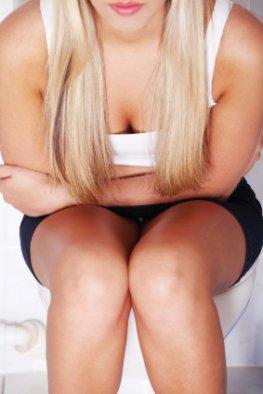 Verdauungsprobleme - die Folge: Darmverstopfung