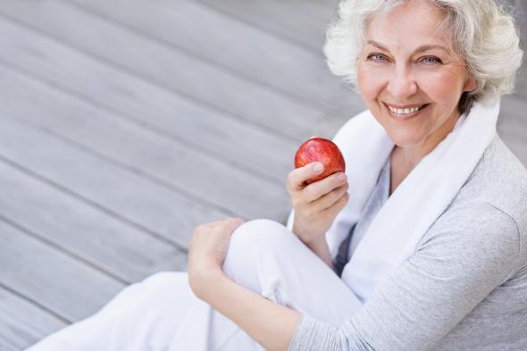 Verdauungsprobleme im Alter müssen nicht sein.