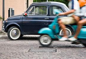 Der Vespa Roller – Enrico Piaggio - Motorroller Legende
