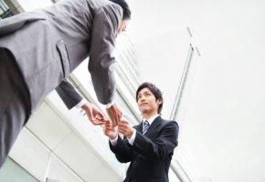 Visitenkarten haben in Japan einen hohen Stellenwert