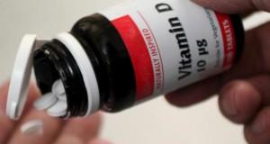 Vitamin D als Nahrungsergänzungsmittel einnehmen.