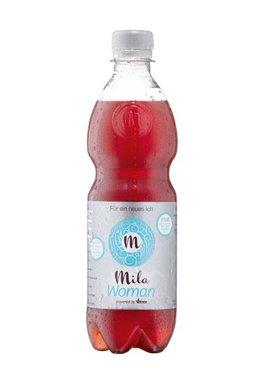 Das Wellnessgetränke von Vitrex - Mila Woman mit Antioxidantien