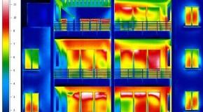 Wärmeverlust bei schlechten Fenstern