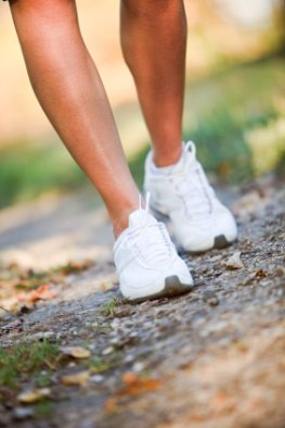 Walking bringt jede Menge gesundheitliche Vorteile