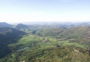 Wallfahrtsort Bugarach in den französischen Pyrenäen