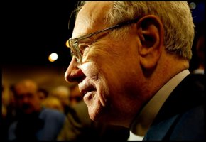 Warren Buffet die Investmentlegende