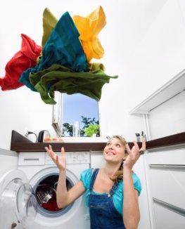 Weiche Wäsche macht glücklich
