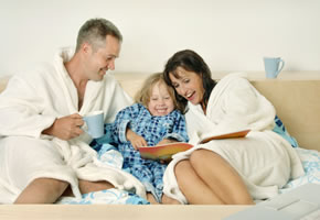 Wellnessurlaub mit Kindern