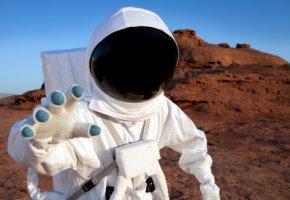 Weltraumtourismus - Urlaub auf dem Mars