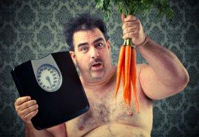 Wenig Kohlenhydrate aber viel Fett und Gemüse