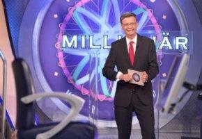 Wer wird Millionär: Quizmaster Günther Jauch