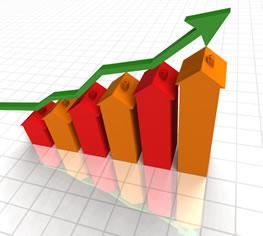 Wertsteigerung bei Immobilien