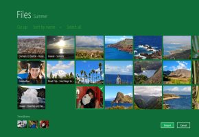 Windows 8 - PhotoPicker