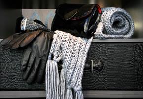 Accessoires die man für den Winter kauft