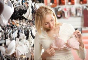 Damenunterwäsche auswählen: Stimmt die BH-Größe - und wird der Büstenhalter passen