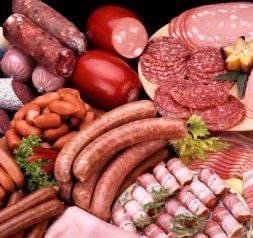 Wurstwaren werden häufig mit Nitrit-Pökelsalz verarbeitet