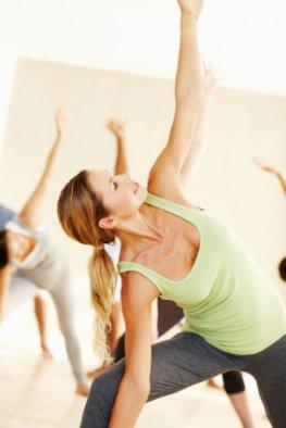 Yogakurs - Yoga hilft bei Brustkrebs