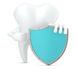 Zahnschutz mit der richtigen Ernährung