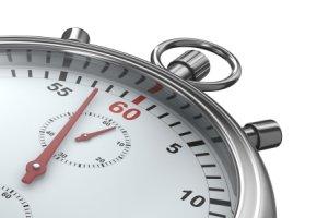 Zeitmanagement: teilen sie ihre Zeit richtig ein