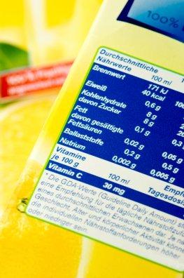 Zone-Diät - Nährstoffwerte wie Kohlenhydrate, Fett und Eiweiß