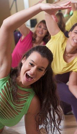 Zumba - Tanz und Fitnessprogramm aus den USA