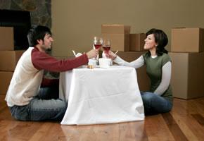 zusammenziehen die erste gemeinsame wohnung artikelmagazin. Black Bedroom Furniture Sets. Home Design Ideas
